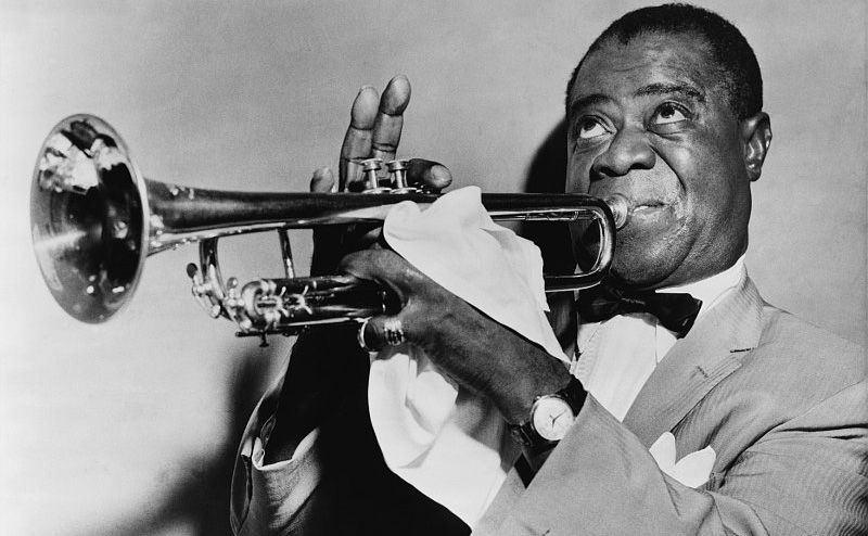 Louis Armstrong tras el telón de acero
