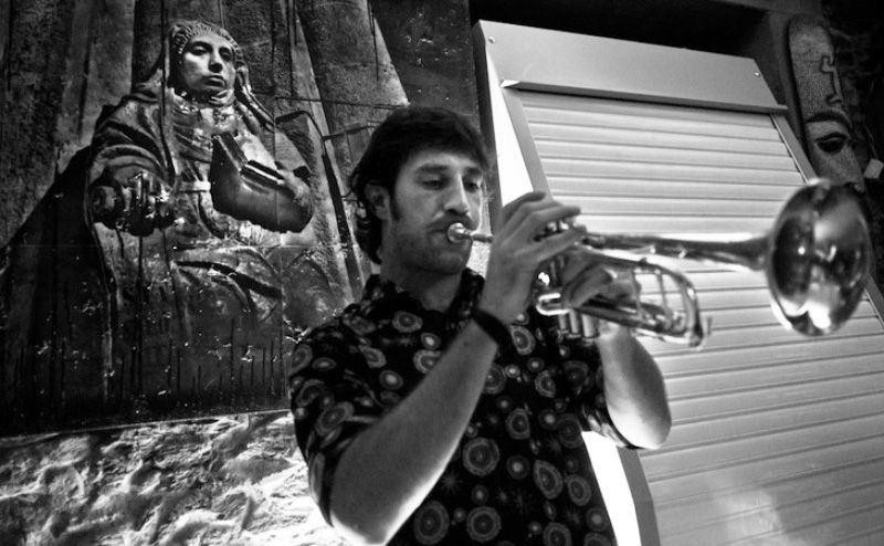Triomáticos en Jazz Filloa