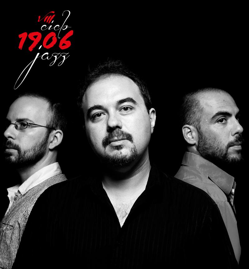 Moisés Sánchez Trio en el VIII Ciclo 1906 de Jazz