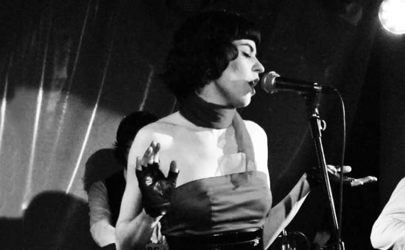 Paloma Soalleiro Quintet en el Café Berlín
