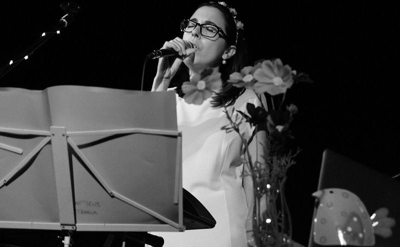 Terela Gradín Quartet en Jazz Filloa