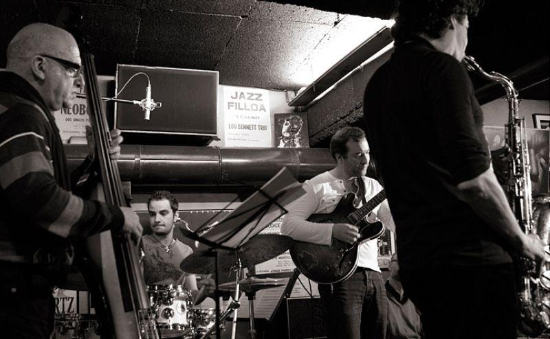 Alfredo García Quartet en Jazz Filloa
