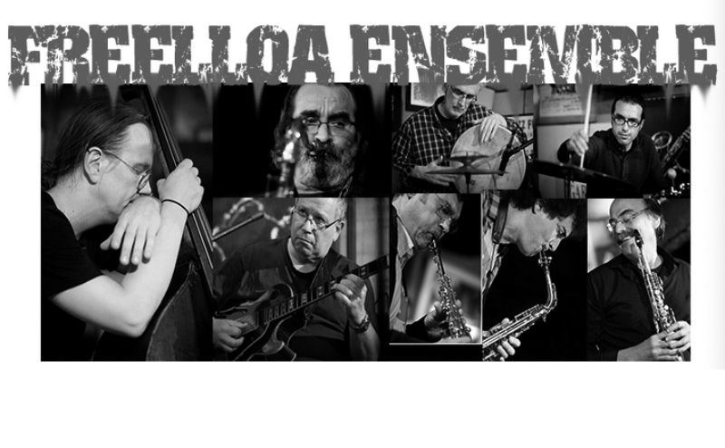 Freelloa Ensemble en BaBa Bar