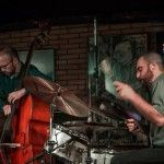 Moisés Sánchez Trio. Clavicémbalo, Lugo. 10 de abril de 2015. Fotografía: Gimena Berenguer