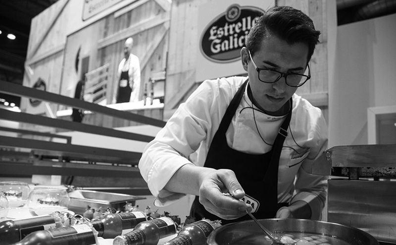 Javier Chozas, ganador en Gourmetapa