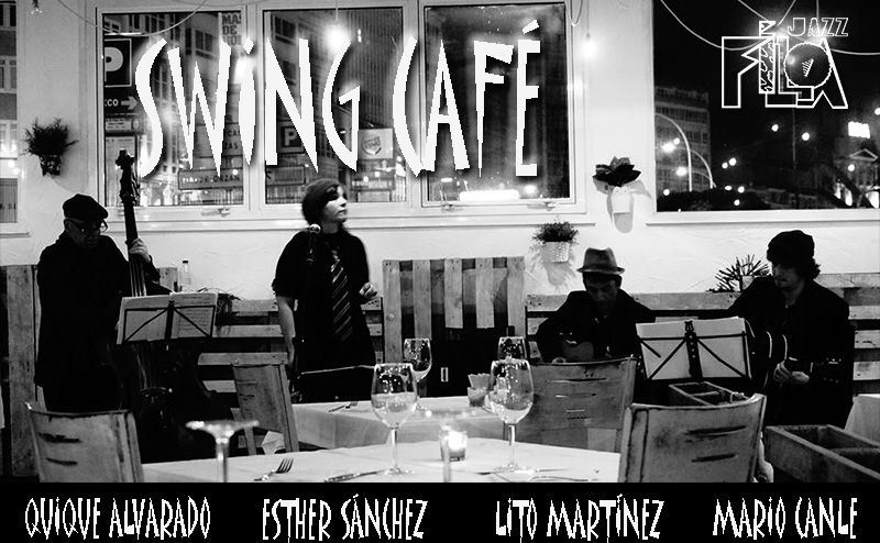 Swing Café en Jazz Filloa