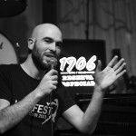 Crónica de Xan Campos Trio. Café Latino, Ourense. 28 de abril de 2015. Fotografía: Rafa Pasadas