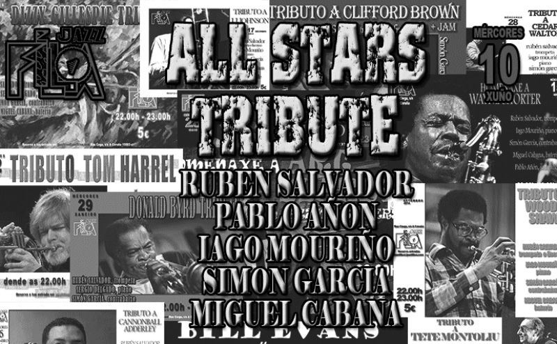All Stars Tribute en Jazz Filloa