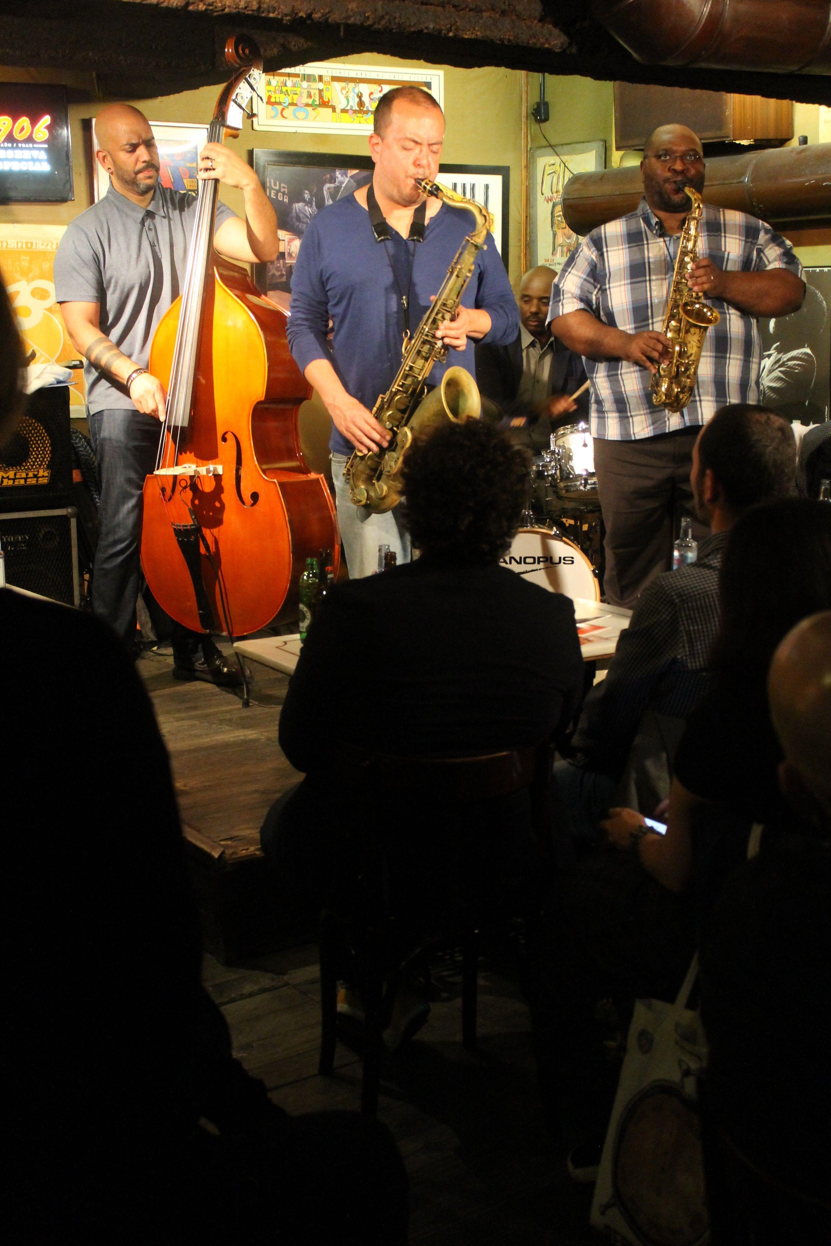 Crónica de Eric Revis Quartet. Jazz Filloa, A Coruña. 21 de mayo de 2015. VIII Ciclo 1906