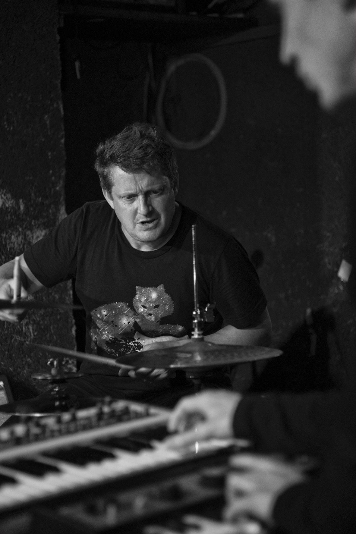 Crónica de Jim Black New Quartet. Xancarajazz, Vigo. 13 de mayo de 2015. VIII Ciclo 1906