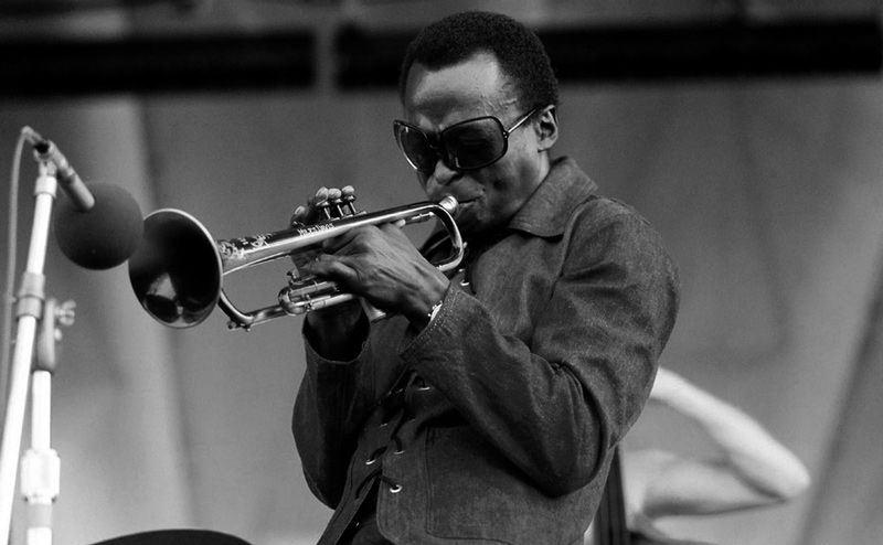 Miles Davis en Newport