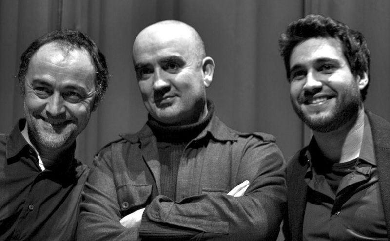 Pablo Vidal Trío en Jazz Filloa