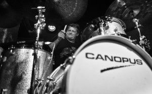 Crónica de Jim Black New Quartet. Xancarajazz, Vigo. 13 de mayo de 2015. VIII Ciclo 1906. Fotografía: Rafa Pasadas