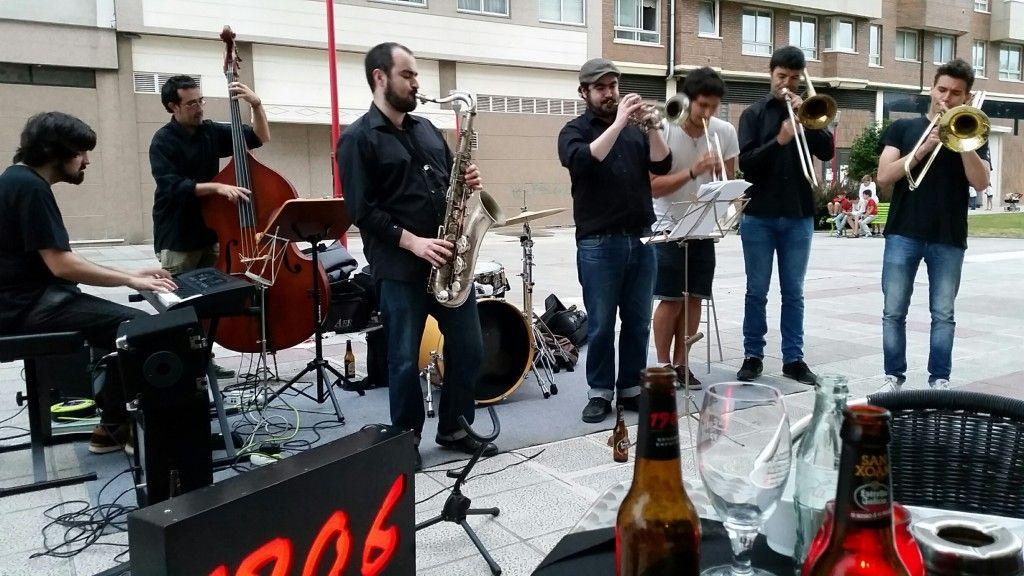 Crónica presentación Festival + Que Jazz. Bembiú Bar, A Coruña. 26 de junio de 2015