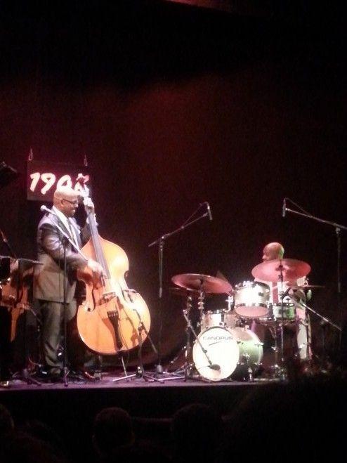 Cristian McBride Trio en el Teatro Lara de Madrid