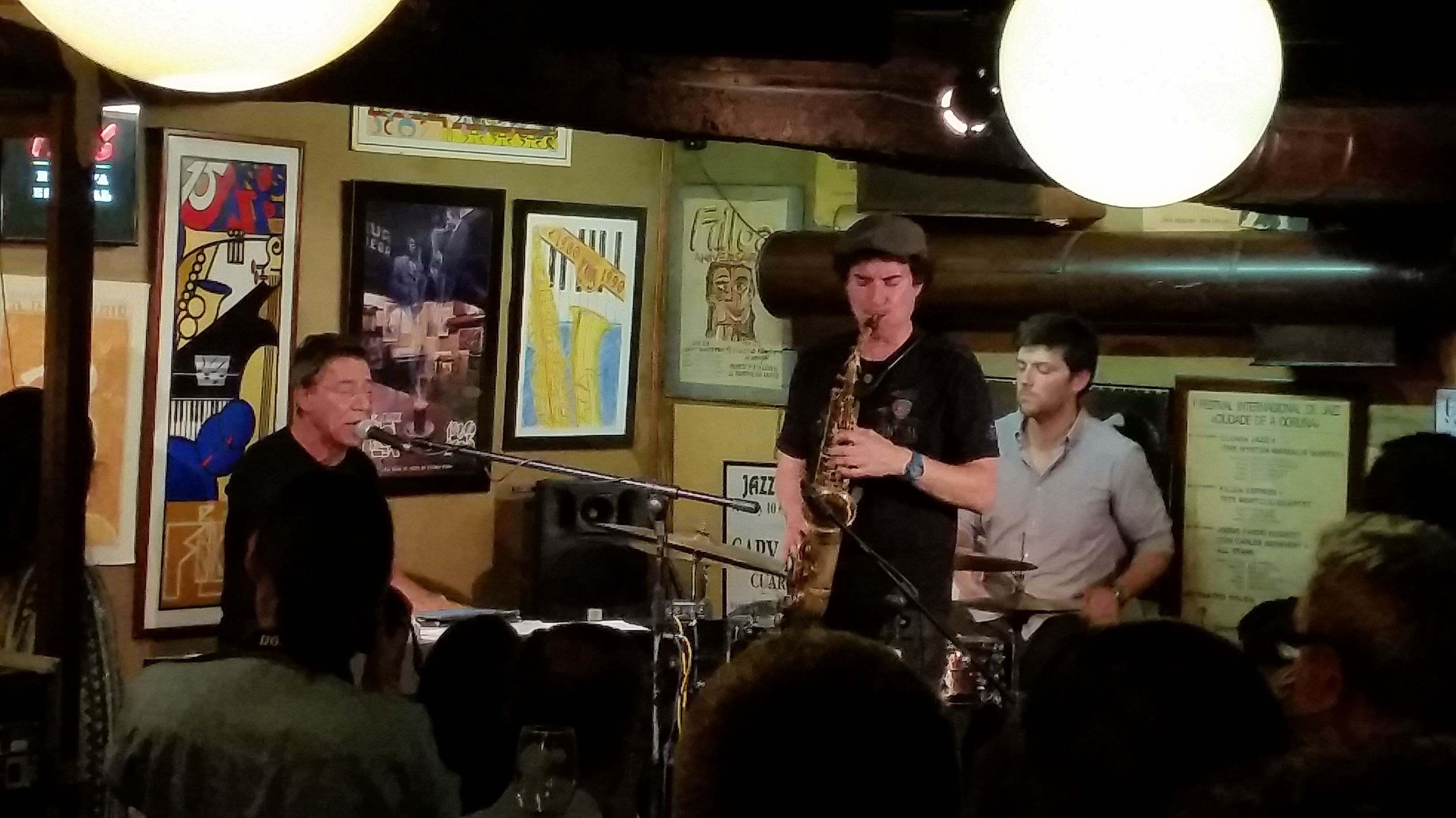 Crónica de André Sarbib Dúo. Jazz Filloa, A Coruña. 24 de julio de 2015. II Festival + Que Jazz
