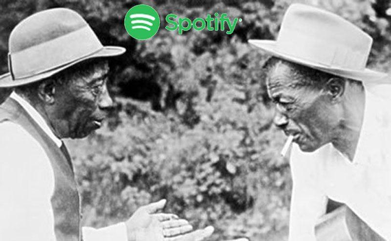 Listas Spotify: Maestros del blues del Delta