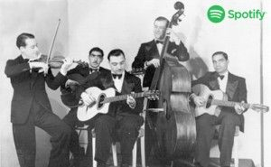 Listas Spotify: Destellos de gypsy jazz