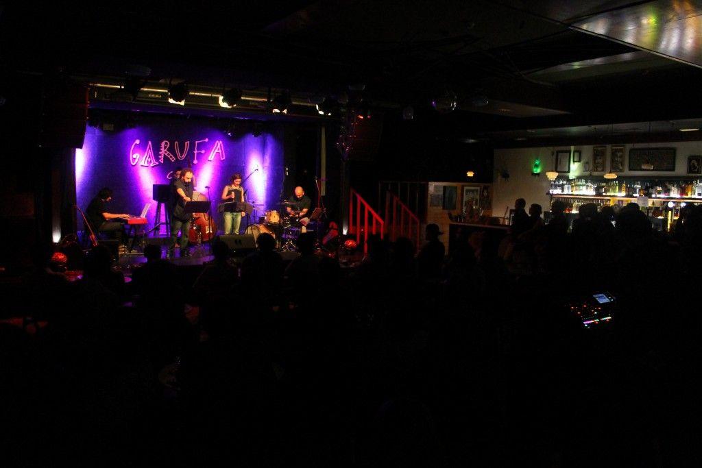 Crónica R.S. Atlantic Faktor. Garufa Club, A Coruña. 3 de julio de 2015. II Festival + Que Jazz