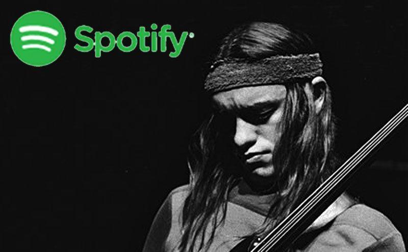 Listas Spotify: Bajistas del jazz
