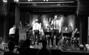Crónica Garufa Blue Devils Big Band. Garufa Club, A Coruña. 17 de julio de 2015. II Festival + Que Jazz