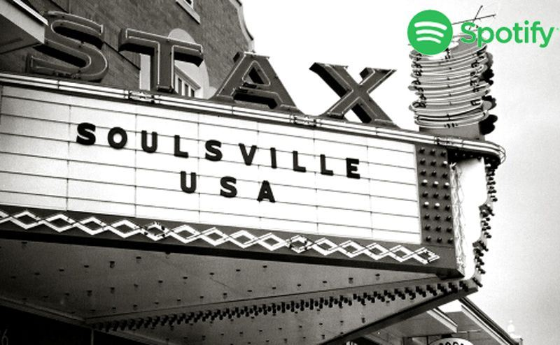 Listas Spotify: Stax Records