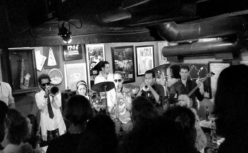 Crónica The Swamp Donkeys + Ashlin Parker. Jazz Filloa, A Coruña. 5 de agosto de 2015. II Festival + Que Jazz