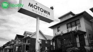 Listas Spotify: El soul de Motown