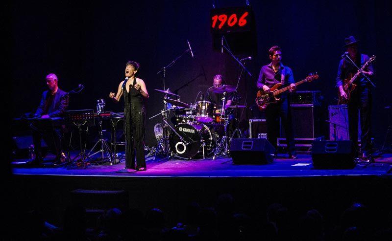 Bettye LaVette en el Teatro Lara