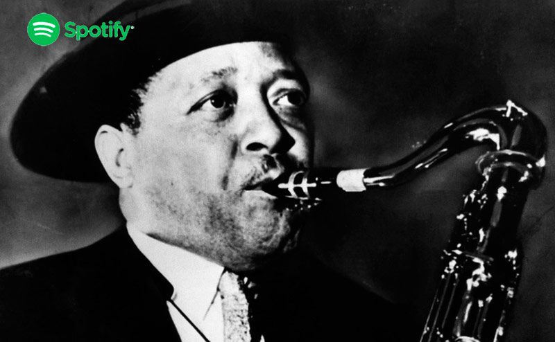 Listas Spotify: Homenaje a Lester Young
