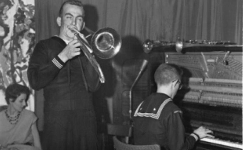 Quim Lecina & New Brownie Sextet Concierto Agenda Club 1906