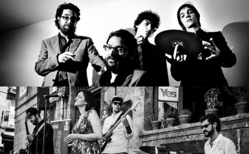 Bakin' Blues Band & The Big Lis Gumbo Band