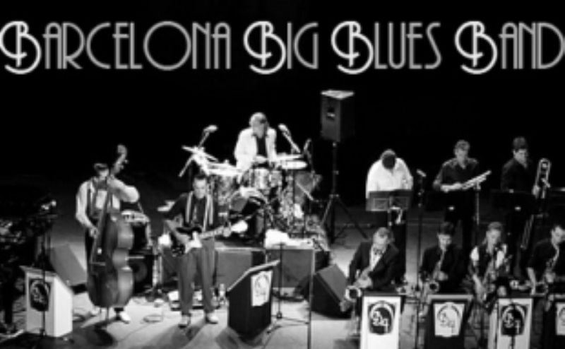 Barcelona Big Blues Band Club 1906