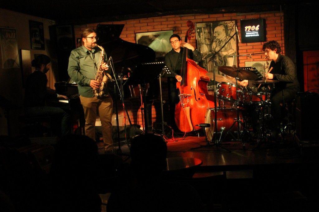 Crónica de Carlos López + Skytrain, Festival de Jazz de Lugo. 13 de noviembre de 2015