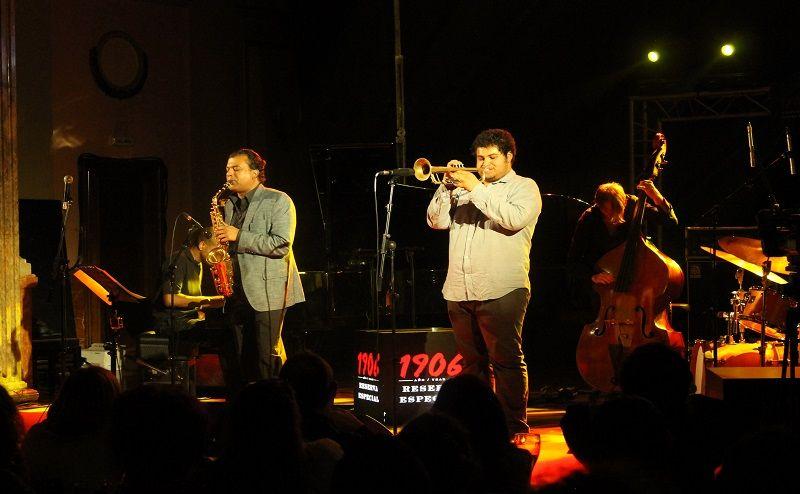 Crónica de Rudresh Mahanthappa, Festival de Jazz de Lugo. 10 de noviembre de 2015