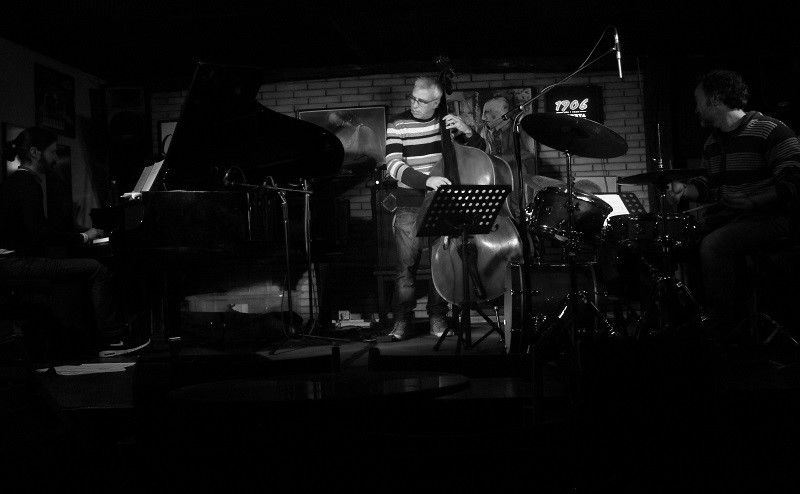 Crónica Jacobo de Miguel Trío, Club Clavicémbalo. Festival de Jazz de Lugo. 19 de noviembre de 2015