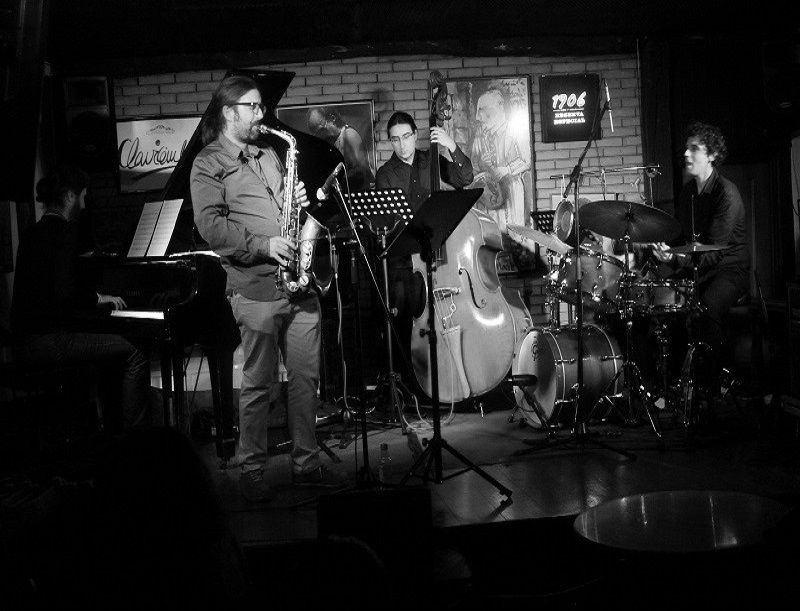 Crónica de Carlos López + Skytrain, Festival de Jazz de Lugo. 13 de noviembre de 2015.