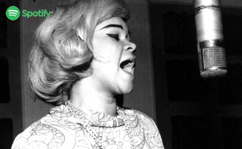Etta James Spotify 1906