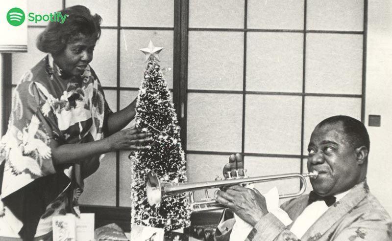 ista Spotify 1906 Jazz para Navidad