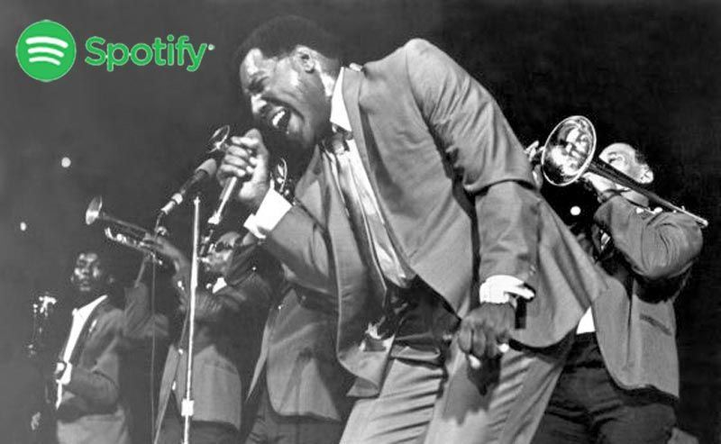 Otis Redding Lista Spotify 1906