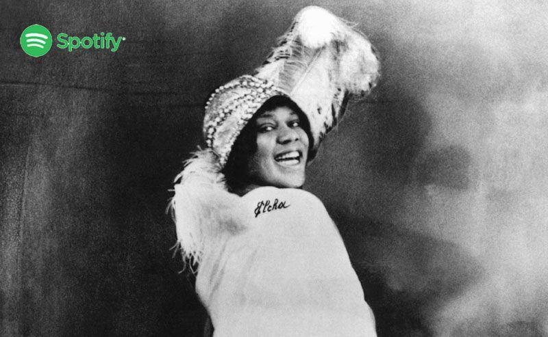 Listas Spotify: Lo 10 mejores temas de Bessie Smith