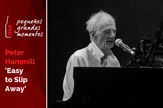 "Peter Hammill en el Teatro Lara: ""Easy to Slip Away"""