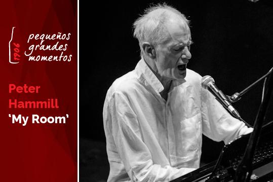 "Petter Hammil en el Teatro Lara: ""My Room"""