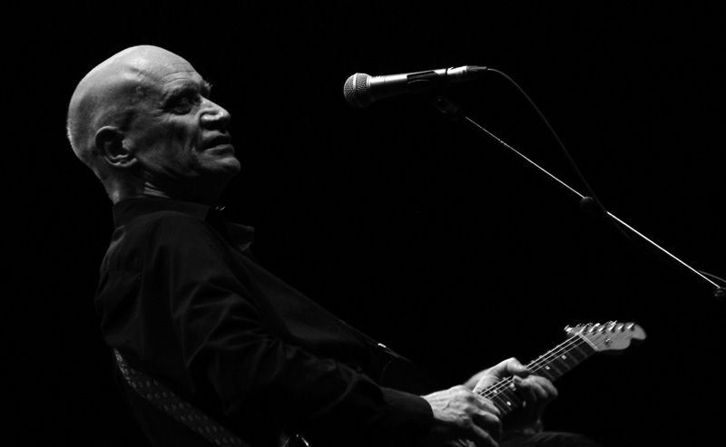 Wilko Johnson en Barcelona