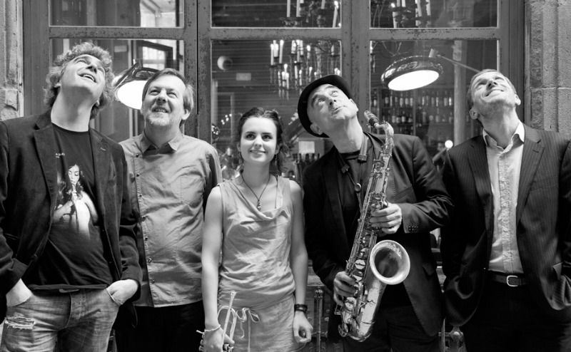 Andrea Motis y Joan Chamorro Quintet Lili Bonmatí