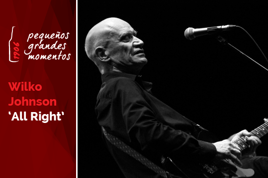 "Wilko Johnson en el Teatro Apolo de Barcelona: ""All Right"""