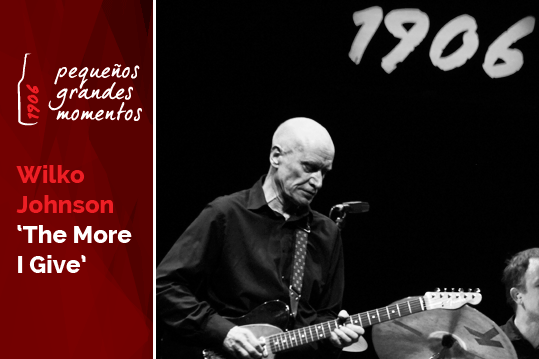 "Wilko Johnson en el Teatro Apolo de Barcelona - ""The More I Give"""