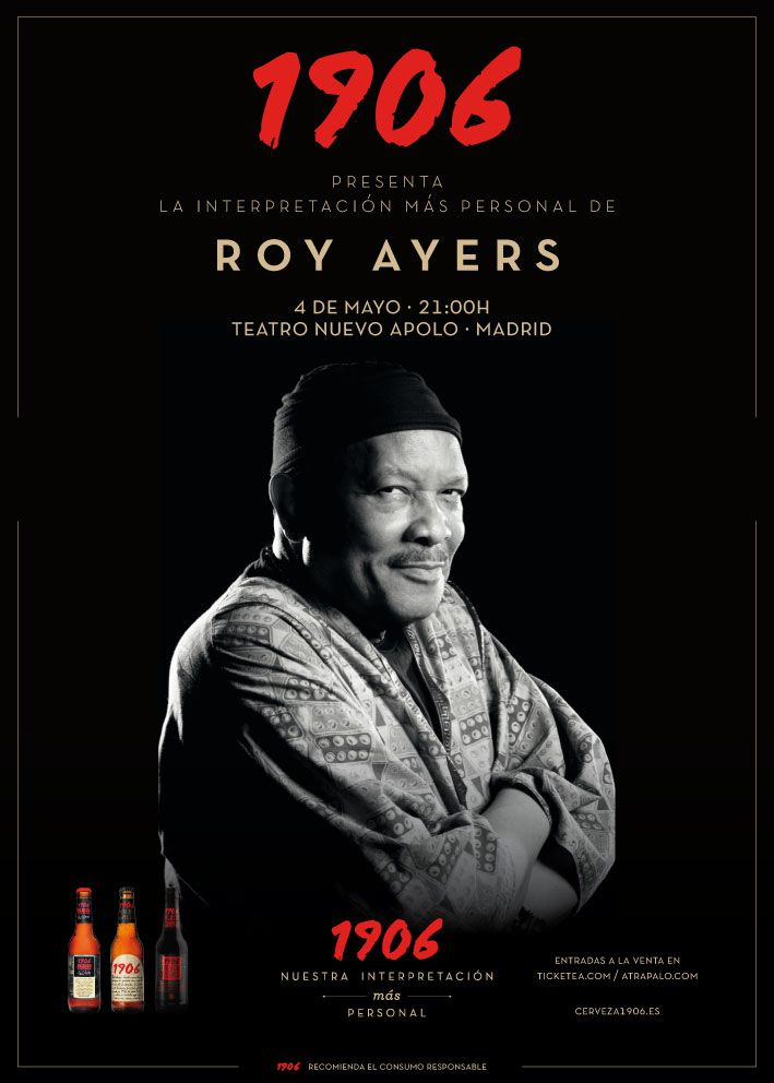 Cartel Roy Ayers