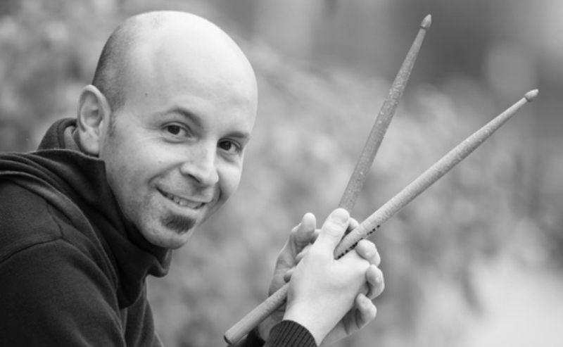Rob García. Foto John Guillemin