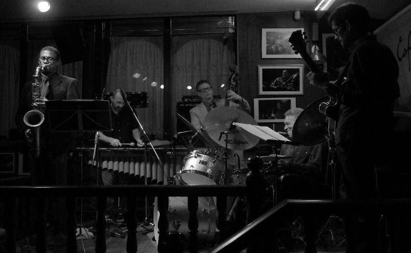 Crónica Jorge Rossy Vibes Quintet. Café Latino, Ourense. 22 de mayo de 2016